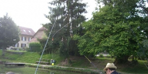 Pflotschi Fischen Kräiligen 2008